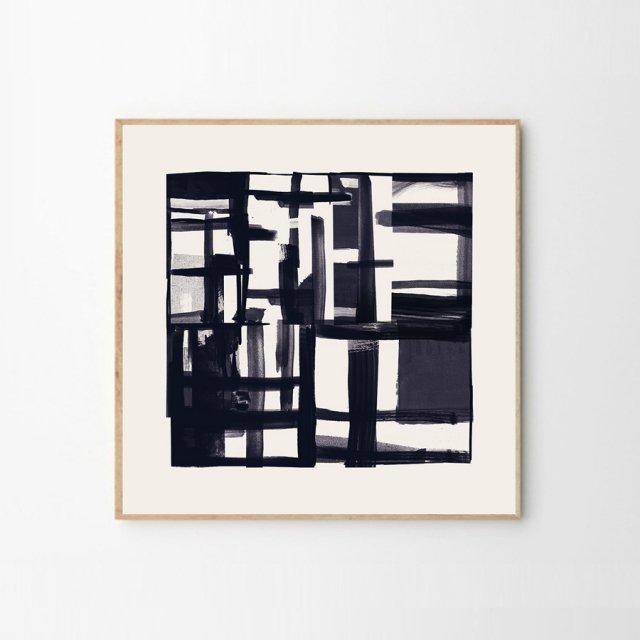 COLLAGE 02 by Garmi (50×50cm)