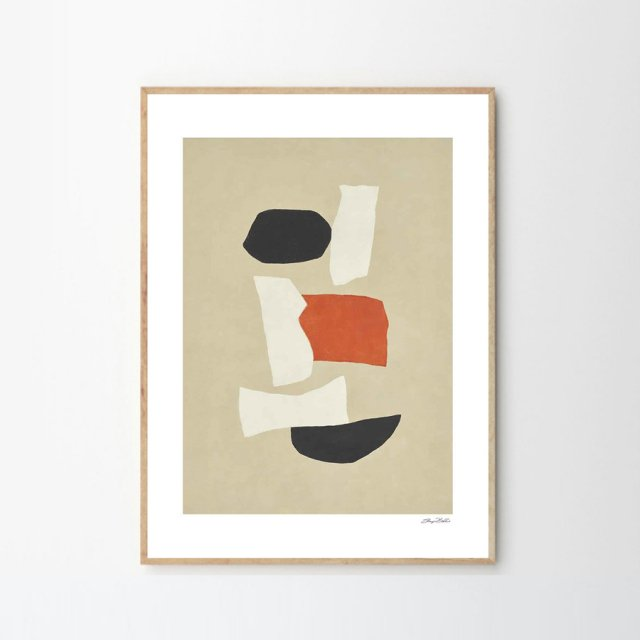 PICNIC by Sheryn Bullis (50×70cm)