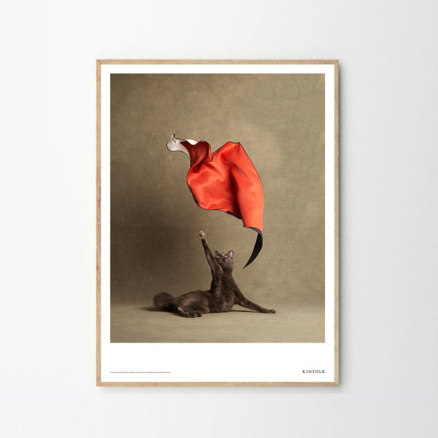 LE CHAT CHIC - Kinfolk Print Collection (50×70cm)