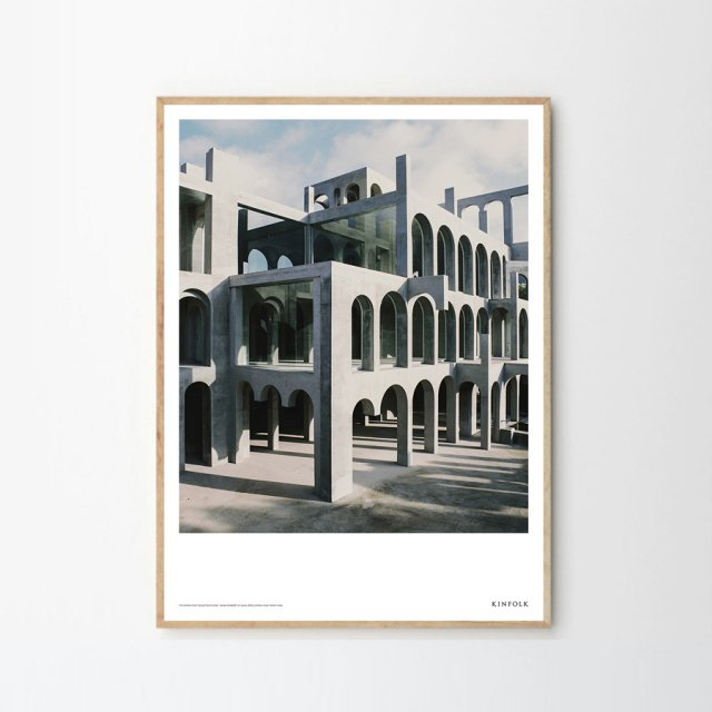 XAVIER CORBERÓ 01 - Kinfolk Print Collection (50×70cm)