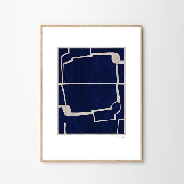 FAZE by Tinka Luiga (50×70cm)