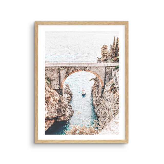 Amalfi Coast (50×70cm)