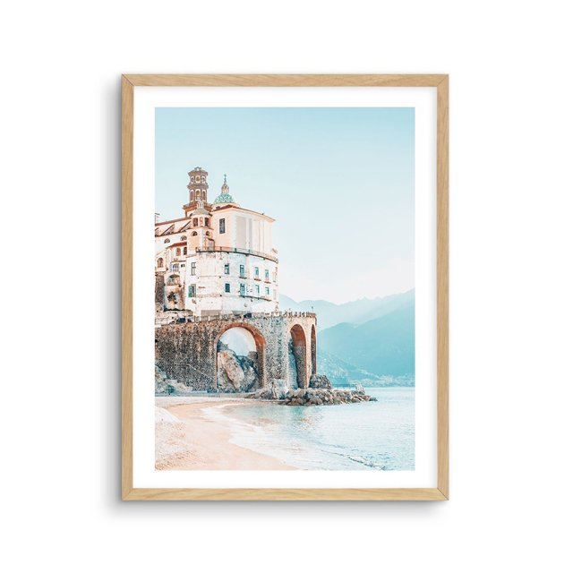 Amalfi Sunsets II (50×70cm)