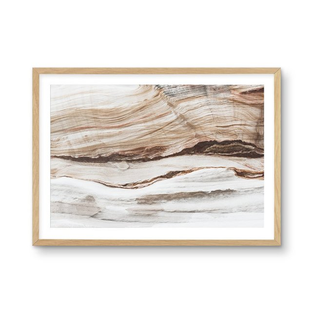 Bronte Rocks (50×70cm)