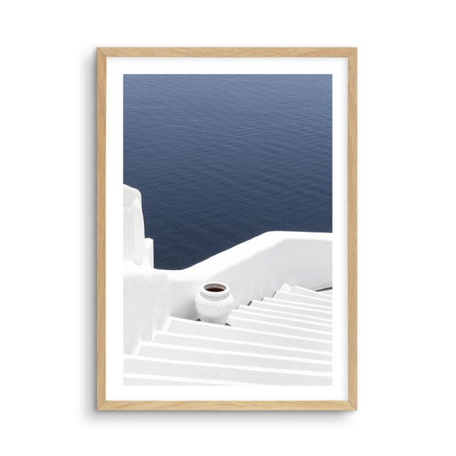 <img class='new_mark_img1' src='https://img.shop-pro.jp/img/new/icons43.gif' style='border:none;display:inline;margin:0px;padding:0px;width:auto;' />To The Sea, Santorini (50×70cm)