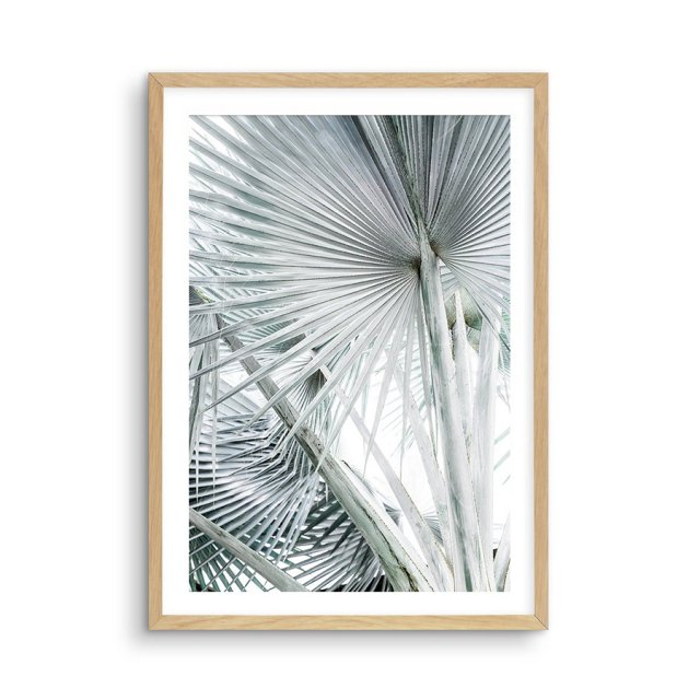 Tropical Palm No. 3 (50×70cm)