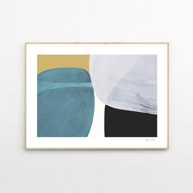 GAP by Berit Mogensen Lopez (30×40cm)