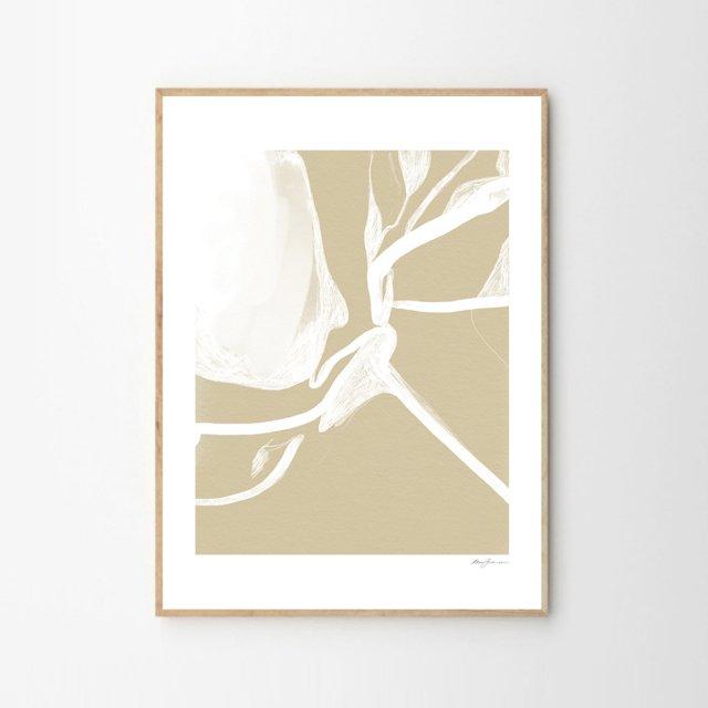BRANCHES by Anna Johansson (30×40cm)