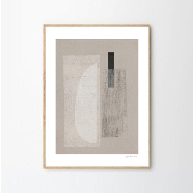 CARRARRA by Julia Hallström Hjort (50×70cm)