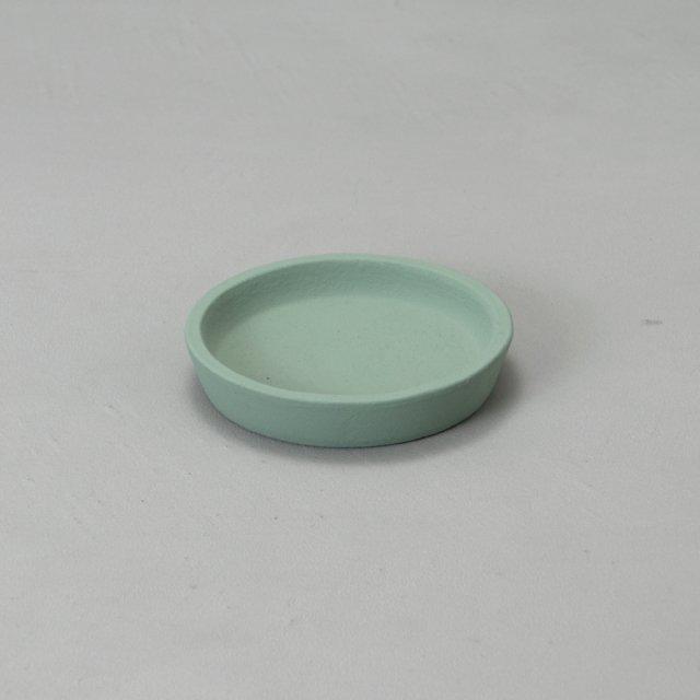 植木鉢用ソーサー 3.5号用 GREEN