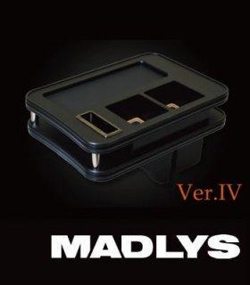 デリカD:5 MADLYS D:5 センターテーブルver4 フロント用 マットブラック
