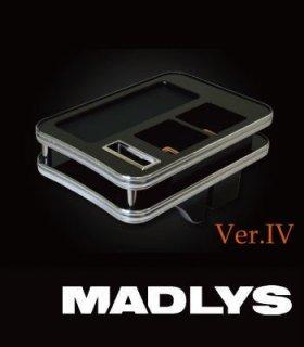デリカD:5 MADLYS D:5 センターテーブルver4 フロント用 ピアノブラック