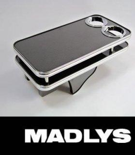 デリカD:5 MADLYS センターテーブル リア用 カーボン