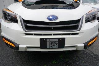 フォレスターSJ5専用 KADDIS フェイスマスク