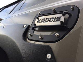 150プラド KADDIS フューエルリッドプロテクター