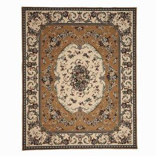 汚れの落ちるカーペット 「センズ/sens」モケット織  花柄