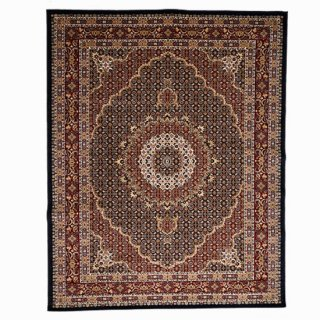 折り畳みウィルトン織りカーペット シャハリア 200×250cm
