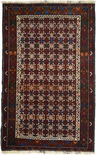 アフガン バルーチ 約94×146cm