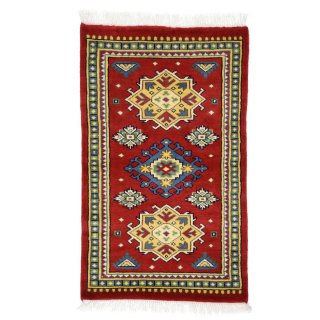 パキスタン手織 ウール 絨毯 6×8 シルバン 約75×120�