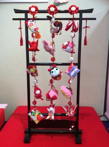 ワタナベさま専用 衣桁飾り(いこうかざり)