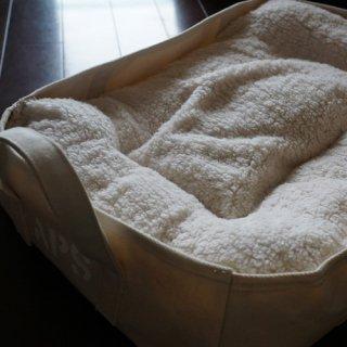 DOG CANVAS BED BOA