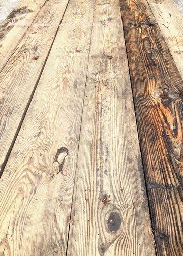 木製のアンティークポスターフレームにセットしたらこんなにおしゃれになった!