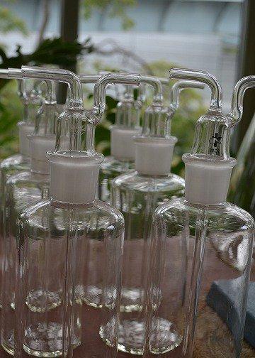 ラボラトリーボトル,ピューター,アンティークガラス,アンティークボトル,,花瓶,ジャグ,水差し,ピュレット,ブロカント,アンティーク雑貨,通販,販売2
