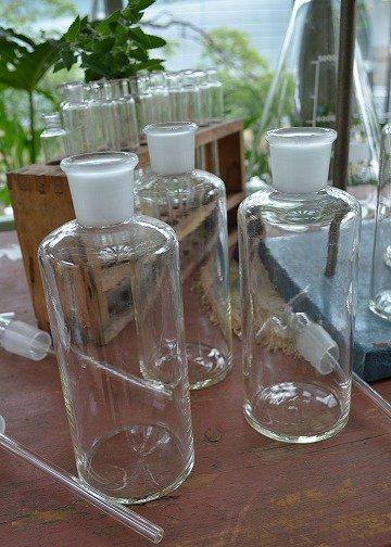 ラボラトリーボトル,ピューター,アンティークガラス,アンティークボトル,,花瓶,ジャグ,水差し,ピュレット,ブロカント,アンティーク雑貨,通販,販売7