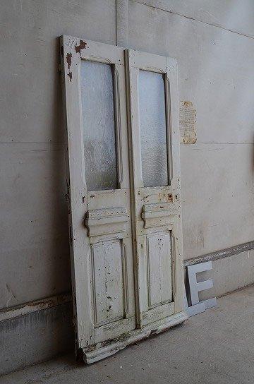 テキスチャーガラスドア,アンティークガラスドア,ガラスドア,室内ドア,アンティーク扉,建築部材,建具,通販2