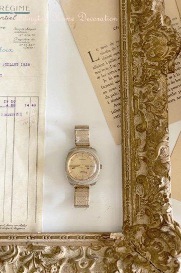 ブザンソン製腕時計,腕時計,アンティーク時計,スチール製,オブジェクト,アンティーク家具,通販 1