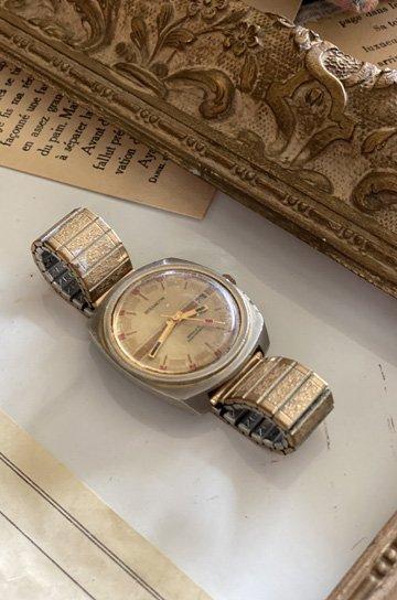 ブザンソン製腕時計,腕時計,アンティーク時計,スチール製,オブジェクト,アンティーク家具,通販5