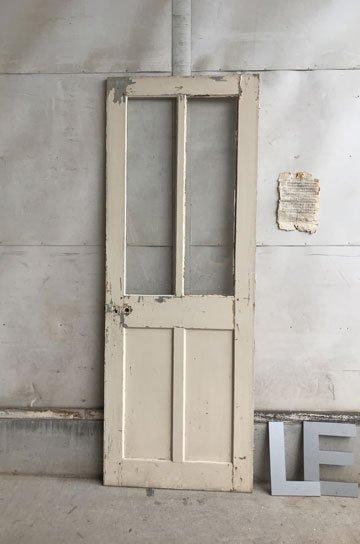 フレンチアンティークガラスドア D81192