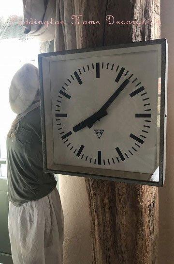 パラゴトロン社角型アンティーク時計R56012