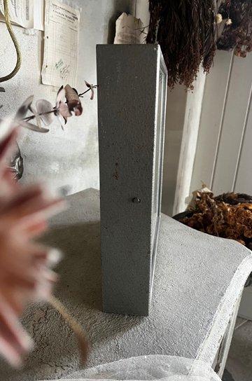 パラゴトロンクロック,パラゴトロン時計,オリジナル針,Pragotron,アンティーク時計,スチール角型,学校の古時計,壁掛け時計,アンティーク家具,通販 6