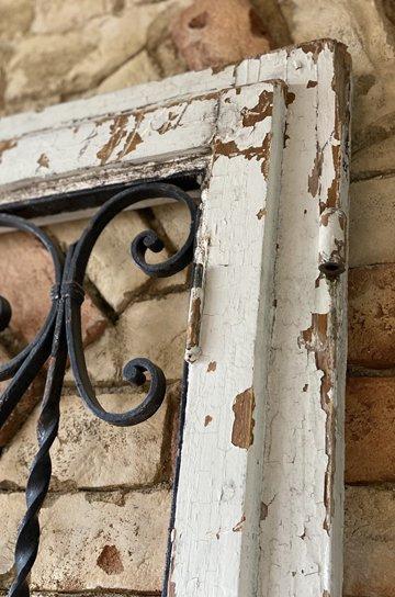 フレンチアイアングリルガラスぺアドア,フレンチドア,アイアンガラスドア,ペアドア,アンティークドア,玄関ドア,玄関扉,建築部材,建具,フレンチアンティーク家具,通販8