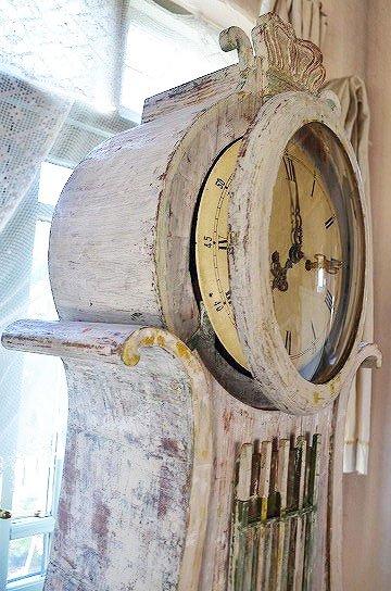 モラクロック,アンティーク時計,グスタヴィアン,古時計,柱時計,アンティーククロック,アンティーク家具,通販 8
