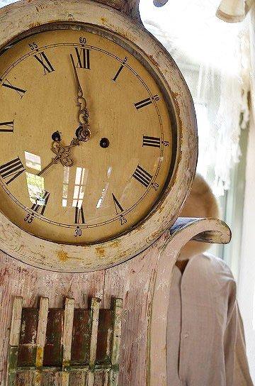 モラクロック,アンティーク時計,グスタヴィアン,古時計,柱時計,アンティーククロック,アンティーク家具,通販 2