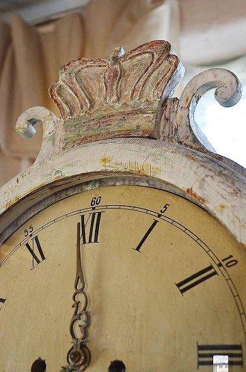 モラクロック,アンティーク時計,グスタヴィアン,古時計,柱時計,アンティーククロック,アンティーク家具,通販 5