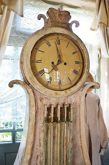 モラクロック,アンティーク時計,グスタヴィアン,古時計,柱時計,アンティーククロック,アンティーク家具,通販3