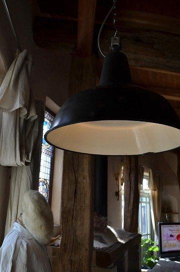 エナメルシェードライト,アンティークライト,アンティーク照明,ホーローシェードライト,インダストリアルライト,アンティーク家具,おしゃれな照明,通販6