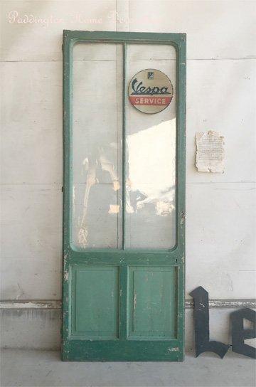Vespaのショップガラスドア D87022