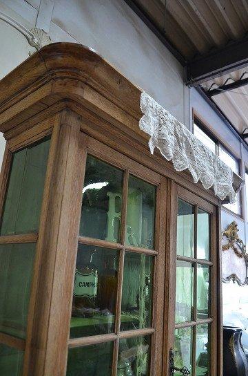 フレンチガラスキャビネット,アンティークキャビネット,フレンチキャビネット,ディスプレーキャビネット,アンティーク家具,通販,販売2