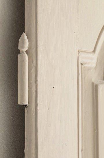 キャビネットドア
