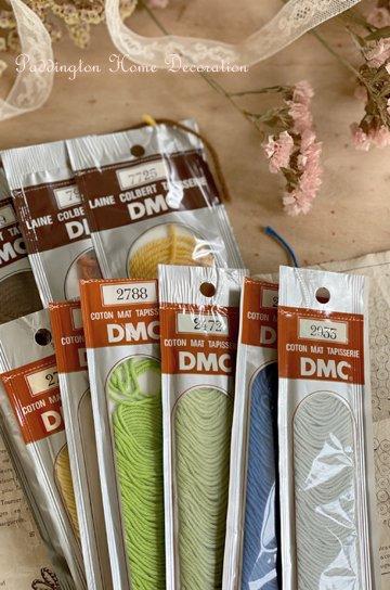 DMC社製ヴィンテージ糸セット K91392