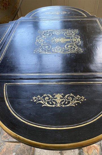 ナポレオン三世サロンテーブル