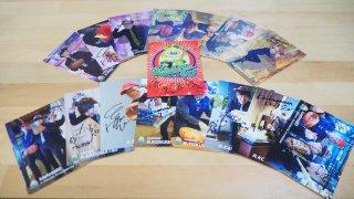【kadota60】第1弾・野球カード2枚入り×3セット(計6枚)