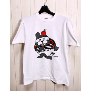 <img class='new_mark_img1' src='//img.shop-pro.jp/img/new/icons41.gif' style='border:none;display:inline;margin:0px;padding:0px;width:auto;' />【Tシャツ】くまりんご