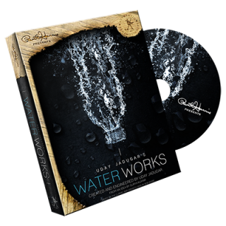 Paul Harris Presents Water Works (DVD and Gimmicks) by Uday Jadugar & Paul Harris