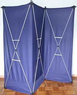 軽量ステージ カーテン