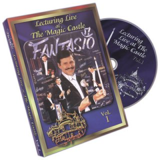 Lecturing Live At The Magic Castle DVD 3巻セット
